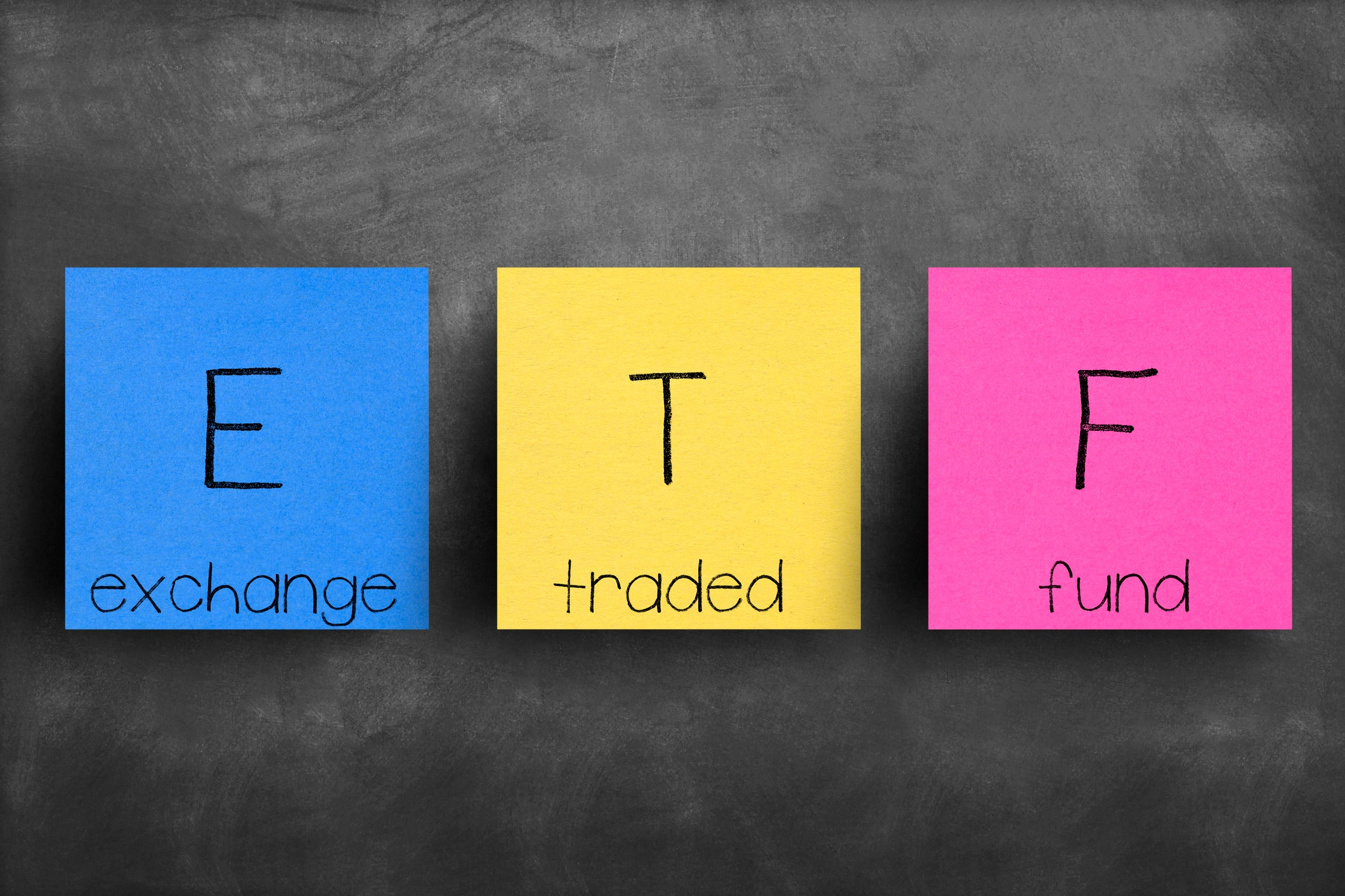 تفاوت های ETF و مشترک