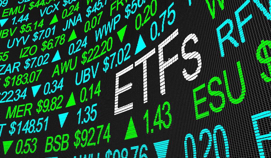 صندوق قابل معامله بورسی (ETF)