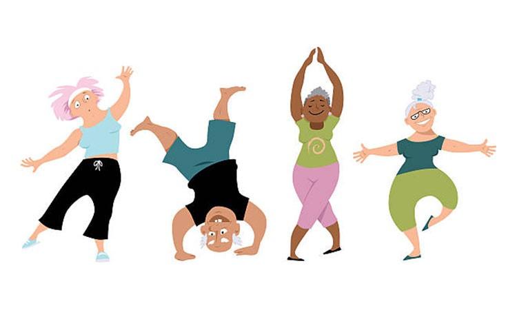 دیگر اثرات ورزش بر سلامت جسمانی افراد: